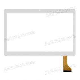 GT095PGB906 V1.0 Digitizer Glass Touch Screen Replacement for 9.6 Inch MID Tablet PC