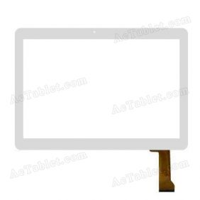 GT10PG120 Digitizer Glass Touch Screen Replacement for 10.1  Inch MID Tablet PC