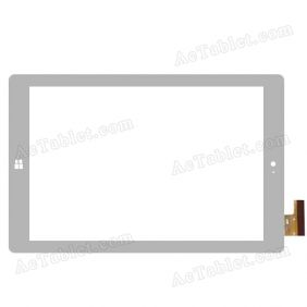 F-WGJ97114-V4 Digitizer Glass Touch Screen Replacement for 9.7 Inch MID Tablet PC