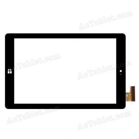 FPC-FC80J128-02 Digitizer Glass Touch Screen Replacement for 8 Inch MID Tablet PC