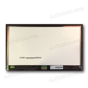 IPS LCD Display Screen Replacement for Denver TIQ-11003 Quad Core 10.6 Inch Tablet PC