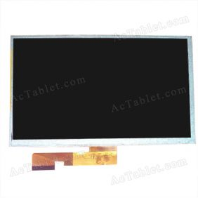L900D50-W1 LCD Display Screen Replacement for 9 Inch Android Tablet PC