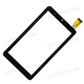 DX0069-070A Digitizer Touch Screen Panel Replacement for 3G 7 Inch MID Tablet PC
