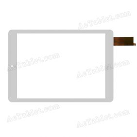 F-WGJ-97114-V4 Digitizer Glass Touch Screen Replacement for 9.7 Inch MID Tablet PC