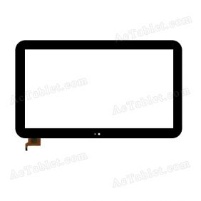 F-WGJ-10162-V2 Digitizer Glass Touch Screen Replacement for 10.1 Inch MID Tablet PC