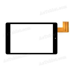 YCF0477-A P1 Digitizer Glass Touch Screen Replacement for 7.9 Inch MID Tablet PC