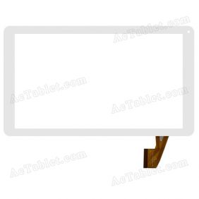 VTCP010A18-FPC-4.0 Digitizer Glass Touch Screen Replacement for 10.1 Inch MID Tablet PC