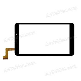 VTCP070B58-FPC-3.0 Digitizer Glass Touch Screen Replacement for 7 Inch MID Tablet PC
