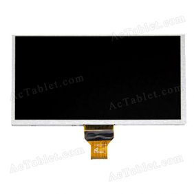 FY-90DH-40P-P08 LCD Display Screen Replacement for 9 Inch Android Tablet PC