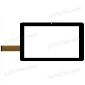 QL09-62 FPC H Digitizer Glass Touch Screen Replacement for 9 Inch MID Tablet PC