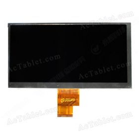 N070LGE -L41 Rev. C1 LCD Display Screen Replacement for 7 Inch MID Tablet PC
