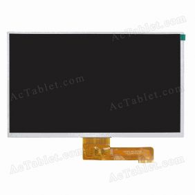 KD101N8-40NV-A24 REVD LCD Display Screen Replacement for 10.1 Inch MID Tablet PC