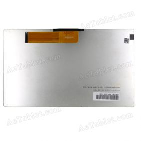 MF1011684011A LCD Display Screen Replacement for 10.1 Inch MID Tablet PC