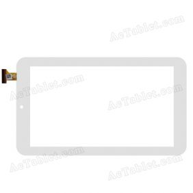 10112-0A5735R Digitizer Glass Touch Screen Replacement for 7 Inch MID Tablet PC
