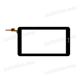 80701-0A5787A Digitizer Glass Touch Screen Replacement for 7 Inch MID Tablet PC