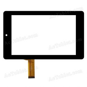 VTC5070A72-FPC-1.0 Digitizer Glass Touch Screen Replacement for 7 Inch MID Tablet PC