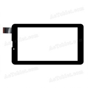 VTC5070A65-FPC-3.0 Digitizer Glass Touch Screen Replacement for 7 Inch MID Tablet PC