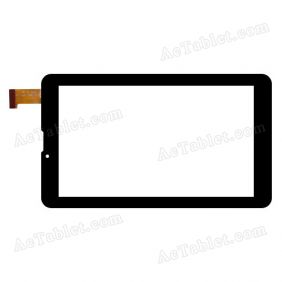 VTCP070B65-FPC-1.0 Digitizer Glass Touch Screen Replacement for 7 Inch MID Tablet PC