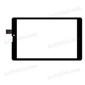 Digitizer Glass Touch Screen Replacement for Polypad i8 Max 3G X3 C3230 Quad Core 8 Inch Tablet PC