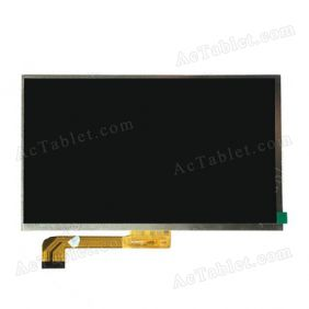 LCD Display Screen Replacement for eSTAR GRAND HD MID1198 QUAD CORE 10.1 Inch Tablet PC