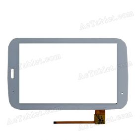 SG5317-FPC-V1 Digitizer Glass Touch Screen Replacement for 7 Inch MID Tablet PC