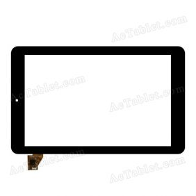 SG5646A-FPC_V2-1 Digitizer Glass Touch Screen Replacement for 10.1 Inch MID Tablet PC