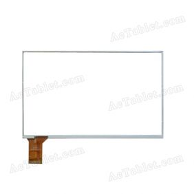 LH6188 ZYD070-156V01 Digitizer Glass Touch Screen Replacement for 7 Inch MID Tablet PC