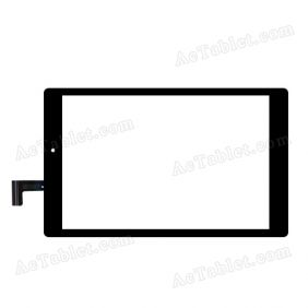 SG6101A-FPC_V2-1 Digitizer Glass Touch Screen Replacement for 8 Inch MID Tablet PC