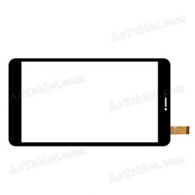 ZYD080-51 V01 Digitizer Glass Touch Screen Replacement for 8 Inch MID Tablet PC
