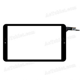 80701-0B5336A Digitizer Glass Touch Screen Replacement for 9.6 Inch MID Tablet PC