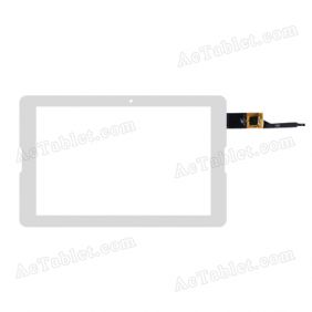 Digitizer Glass Touch Screen Replacement for Acer Iconia One 10 B3-A20 A5008 10.1 Inch Tablet PC