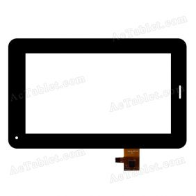 SG5411A-FPC-V2 Digitizer Glass Touch Screen Replacement for 7 Inch MID Tablet PC