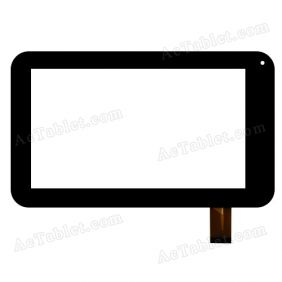 RP-291A-7.0-B3 Digitizer Glass Touch Screen Replacement for 7 Inch MID Tablet PC