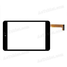 Z215X078A50-D Digitizer Glass Touch Screen Replacement for 7.9 Inch MID Tablet PC