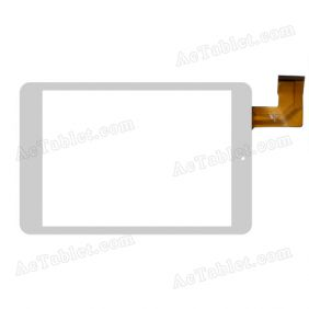 PB78JG1444 Digitizer Glass Touch Screen Replacement for 7.9 Inch MID Tablet PC