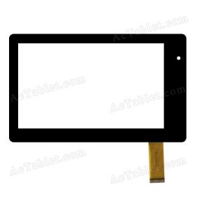 MT70223-V1 Digitizer Glass Touch Screen Replacement for 7 Inch MID Tablet PC