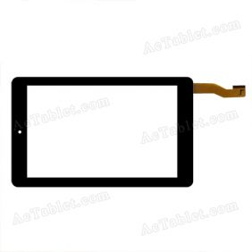 ZJ-80027E Digitizer Glass Touch Screen Replacement for 8 Inch MID Tablet PC