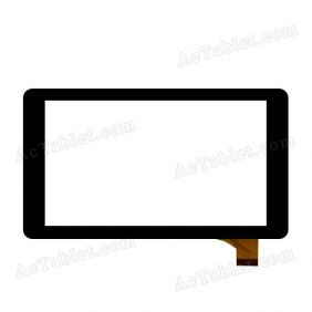 ACPGD070-029-FPC-A Digitizer Glass Touch Screen Replacement for 7 Inch MID Tablet PC