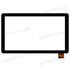 ACPGD070-019-FPC-C Digitizer Glass Touch Screen Replacement for 7 Inch MID Tablet PC