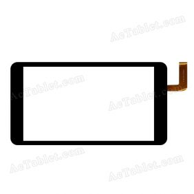 ACPGD070-030-FPC-B Digitizer Glass Touch Screen Replacement for 7 Inch MID Tablet PC