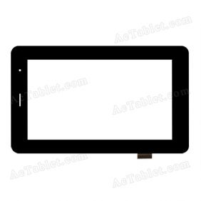 70333A0 Digitizer Glass Touch Screen Replacement for 7 Inch MID Tablet PC