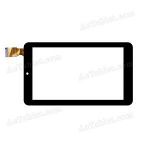 VTC5070B23-FPC-4.0 Digitizer Glass Touch Screen Replacement for 7 Inch MID Tablet PC