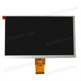 BOE50P B0E50P LCD Display Screen Replacement for 9 Inch Android Tablet PC