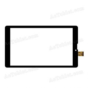 HK80DR2809 Digitizer Glass Touch Screen Replacement for 8 Inch MID Tablet PC