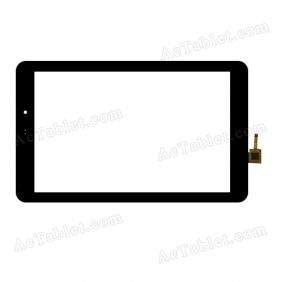 TP101058-V1.0 Digitizer Glass Touch Screen Replacement for 10.1 Inch MID Tablet PC