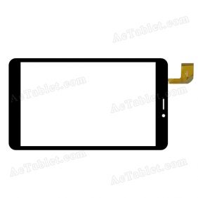 F1F677A Digitizer Glass Touch Screen Replacement for 8 Inch MID Tablet PC