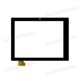 WGJ9713-V2 Digitizer Glass Touch Screen Replacement for 9.7 Inch MID Tablet PC