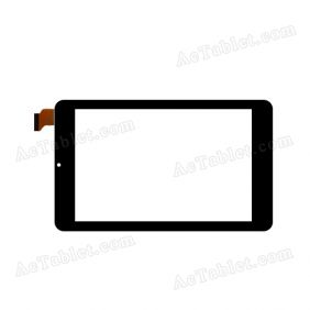 FHF070119 Digitizer Glass Touch Screen Replacement for 7 Inch MID Tablet PC