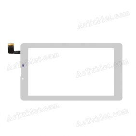 FPC-FC70S808-00 Digitizer Glass Touch Screen Replacement for 7 Inch MID Tablet PC