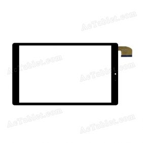 CN057 FPC-V0 Digitizer Glass Touch Screen Replacement for 9 Inch MID Tablet PC